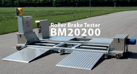 Brake Testers